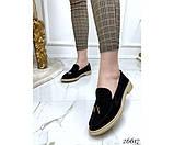 Туфли лоферы с украшением, фото 5