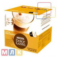 Nescafe DolceGusto Latte Macchiato Капсулы для кофемашины, 194,4 г, 16 шт