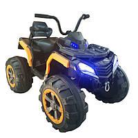 Детский электро-квадроцикл T-7314 Оранжевый