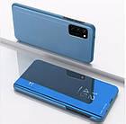 Чохол Mirror для Samsung A71 2020 / A715F книжка Дзеркальна (різні кольори), фото 3