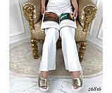 Шкіряні шльопанці Nina_mi, фото 3