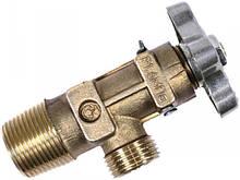 Вентиль на газовый баллон пропановый ВБ-2