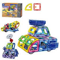 Магнитный конструктор LT5001 Magnistar Limo toy 106  деталей