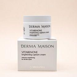 Вітамінний крем c идебеноном Medi-peel Derma Maison Vitabenone Brightening Cream