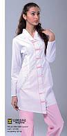 Модный медицинский халат