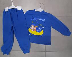 Піжамки для хлопчиків сині із щенячим патрулем