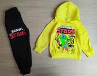 Костюм BRAWL STARS батнік та штанішки на ріст 86-92,92-98 см, фото 1