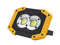 Переносной кемпинговый фонарь, светильник на природу 5Вт IP65, LMP82 4хАА с USB