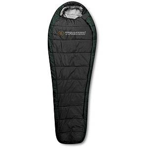 Спальний мішок Trimm Highlander 185 L Black-Green