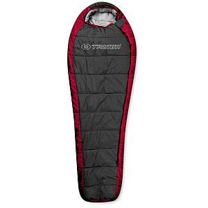 Спальний мішок Trimm Highlander 185 R Black-Red