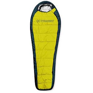 Спальний мішок Trimm Highlander 195 L Yellow