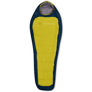 Спальний мішок Trimm Impact 195 R Blue-Yellow