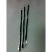 Соломка черная с коленом в индивидуальной бумажной упаковке 210 мм, 200 шт/уп Pro Master арт.76087