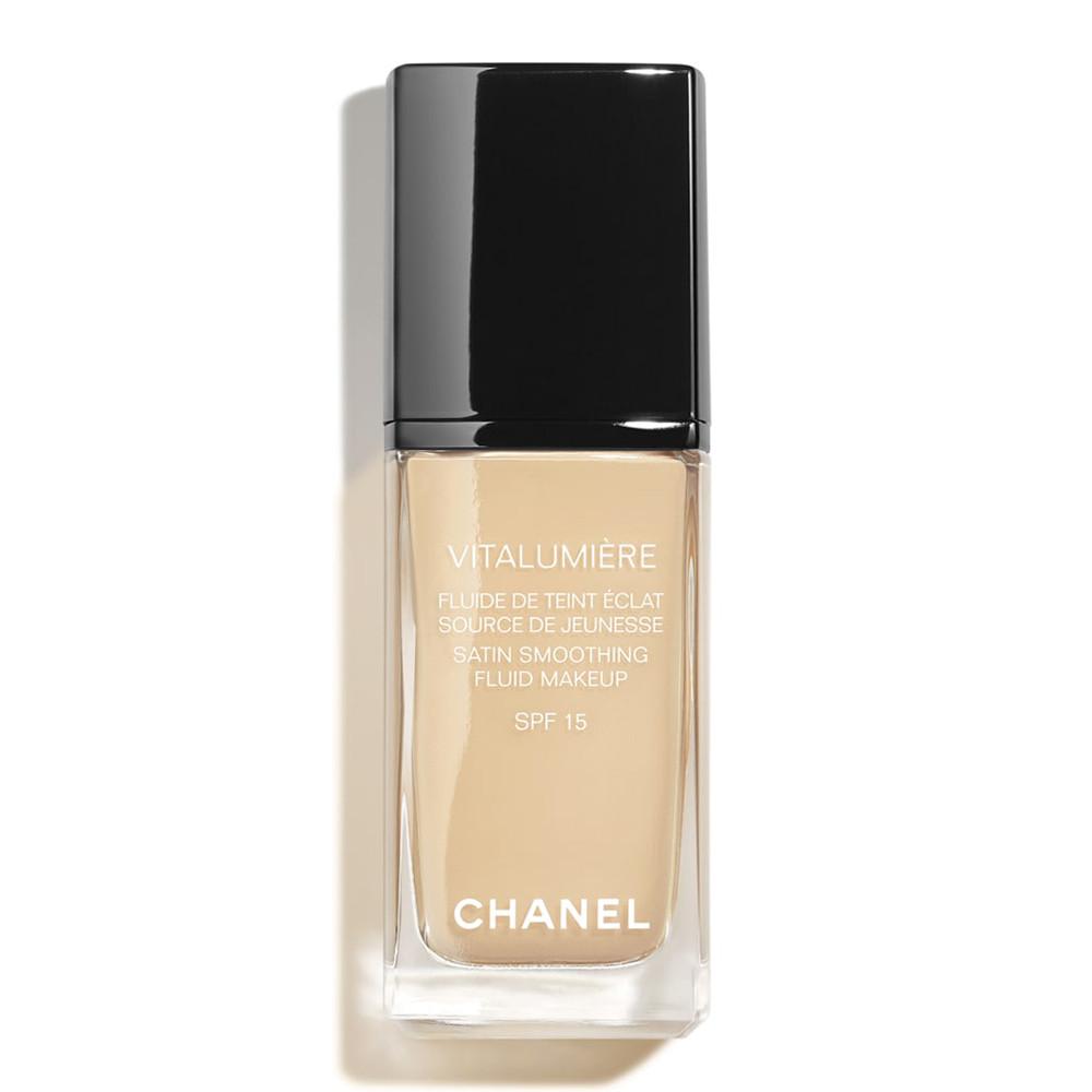 Тональний флюїд Chanel Vitalumiere Fluide De Teint Eclat SPF15 - №10 Limpide (3145891618105)
