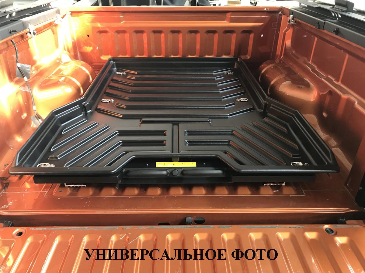 Выдвижная грузовая платформа AR DESIGN Toyota Hilux 2005-2015