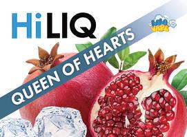 Ароматизатори HiLIQ Хайлик Queen of Hearts (Червова дама)