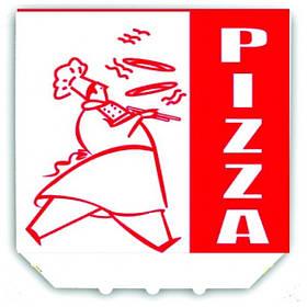 Коробка под пиццу, 300х300мм 30шт/уп