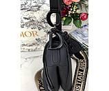 Сумка Dior Saddle люкс качество, фото 2