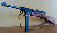 Пистолет-пулемет Шмайсер MР41 макет из дерева
