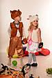 Карнавальный костюм Мишка коричневый, фото 2