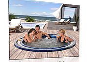 MINI SPA - 96  Бассейн для бани, сауны, самый маленький  переливной спа 1.80*1.80*0.80 Складская программа