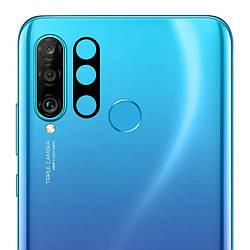Защитное стекло Huawei P30 lite, Гибкое ультратонкое Epic на камеру