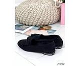 Лоферы  на квадратном каблуке, фото 3