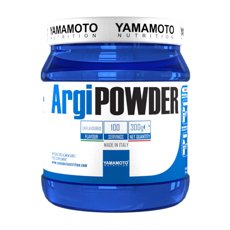 Аргинин гидрохлорид Yamamoto nutrition ArgiPower 300 g
