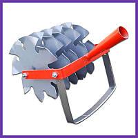 Рыхлитель для грядок (культиватор дисковый) 5 ножей