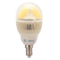 LED лампа диммируемая Viribright (Вирибрайт) 5W(450Lm) LED Lamp E14 mini