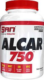 Ацетил l-карнітин SAN ALCAR (Acetyl L-Carnitine) (100 caps)