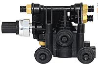 Блок клапанов пневмоподвески RANGE ROVER L322 2002-2013