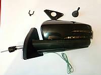 Зеркала ВАЗ 2108 -2115 с повторителем поворота в стиле,, Мерседес,,