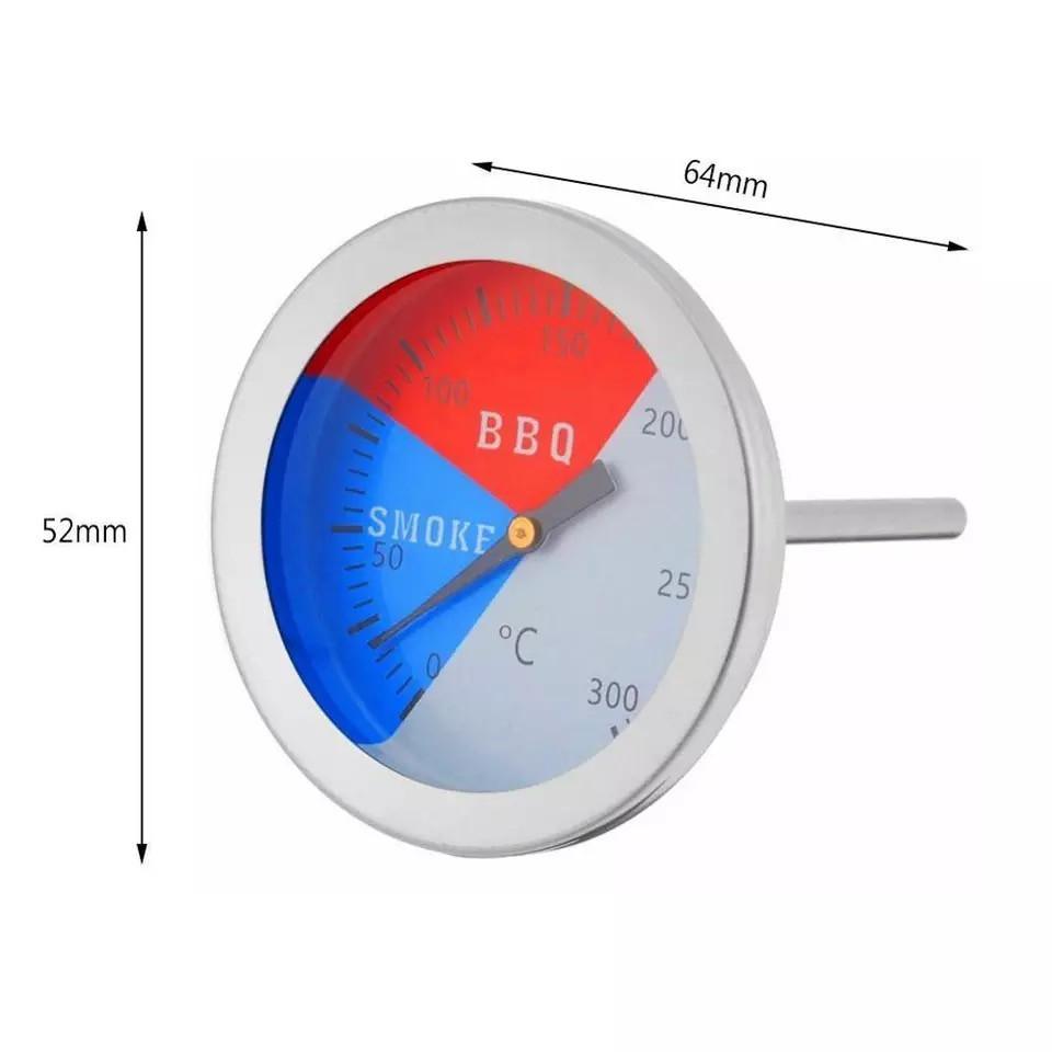 Термометр для коптильни Orion 0- 300 °С