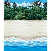 Декорация Гавайская природа 1,2м х 12,1м 3501-30658
