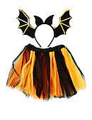 Набор Летучая мышь (черно-оранжевый) 100918-004