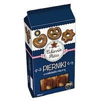 Пряники в молочному шоколаді Cukiernia Roza, 500 г