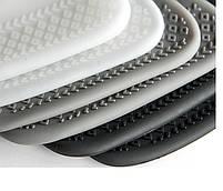 Силіконові водонепроникні чохли-бахіли для взуття від дощу і бруду розмір S колір білий, фото 4