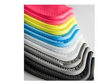 Силіконові водонепроникні чохли-бахіли для взуття від дощу і бруду розмір S колір білий, фото 5