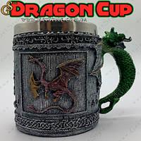 "Кружка Дракон - ""Dragon Cup"" - 450 мл"