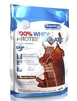 Изолят сывороточного протеина Quamtrax 100% Whey Protein Isolate 2 кг - печенье+крем