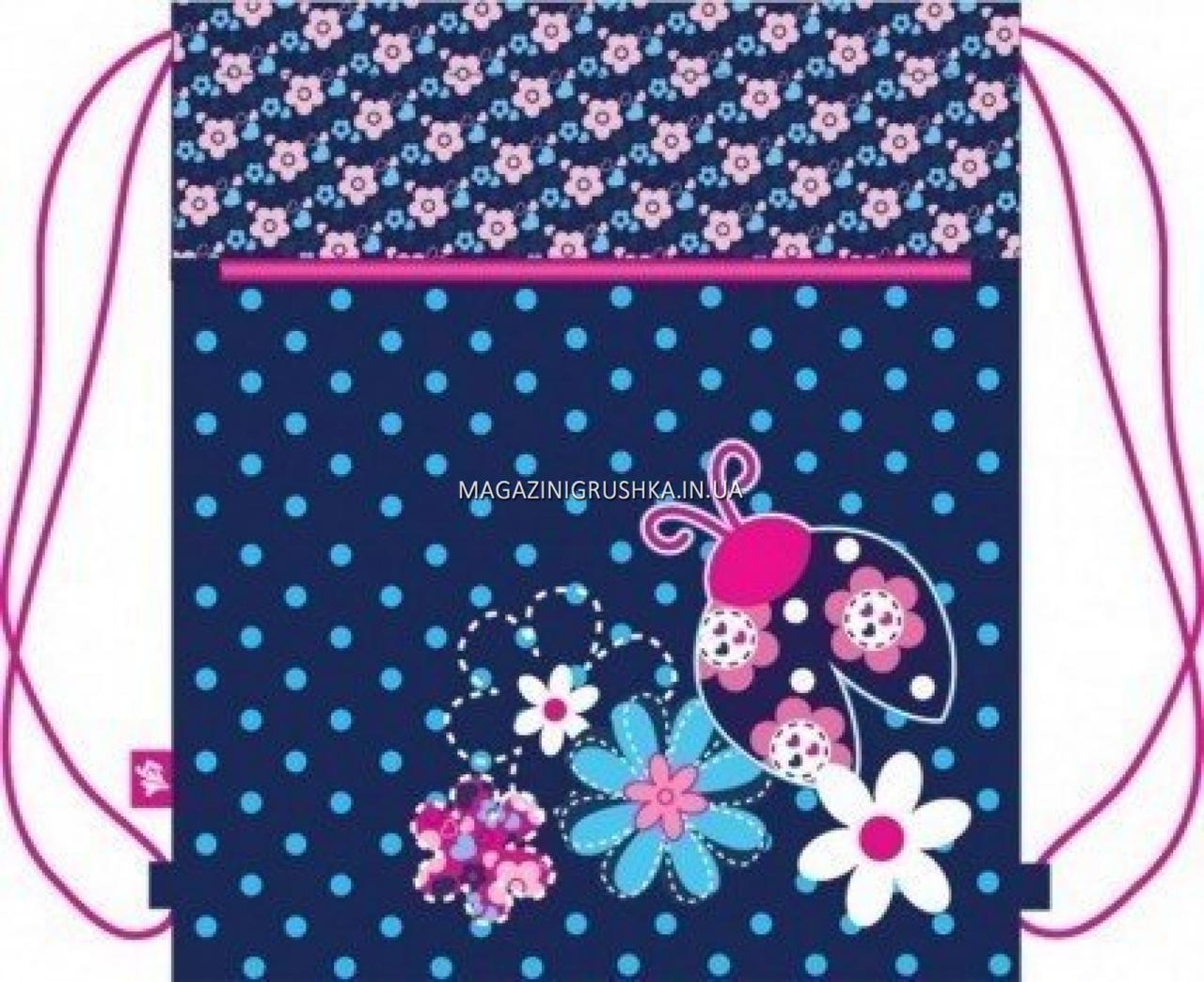 Сумка для обуви SB-01 Ladybug Синий (531179)