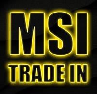 Трейд-ин на карты MSI