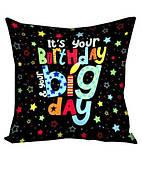 Подушка Birthday 300120-011