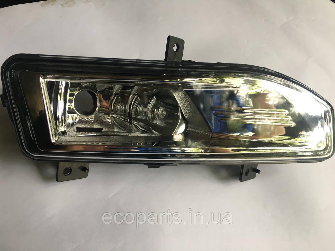 Фара противотуманная  Nissan Leaf 2018 левая (Копия)