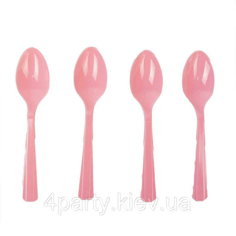 Набор ложек (розовые) 3502-0160