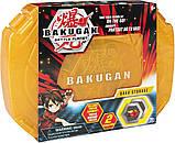 Bakugan Battle Planet Кейс для хранения бакуганов (оранжевый), SM64430-5, фото 2