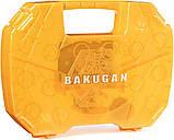 Bakugan Battle Planet Кейс для хранения бакуганов (оранжевый), SM64430-5, фото 3