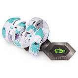 Bakugan Battle Planet Кейс для хранения бакуганов (прозрачный), SM64430-4, фото 4