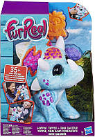 FurReal Интерактивный динозавр Топпер трицератопс / Hasbro FurReal Friends Hoppin Topper Interactive